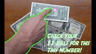 Download Web Notes: Dollar Bills Worth Money Hiding in Your Wallet! Video