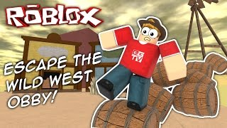 Download Escape the Wild West | Roblox Obby Video
