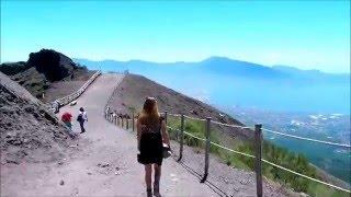 Download Scalata del Vesuvio a Napoli - Ascent of Vesuvius - Naples Video