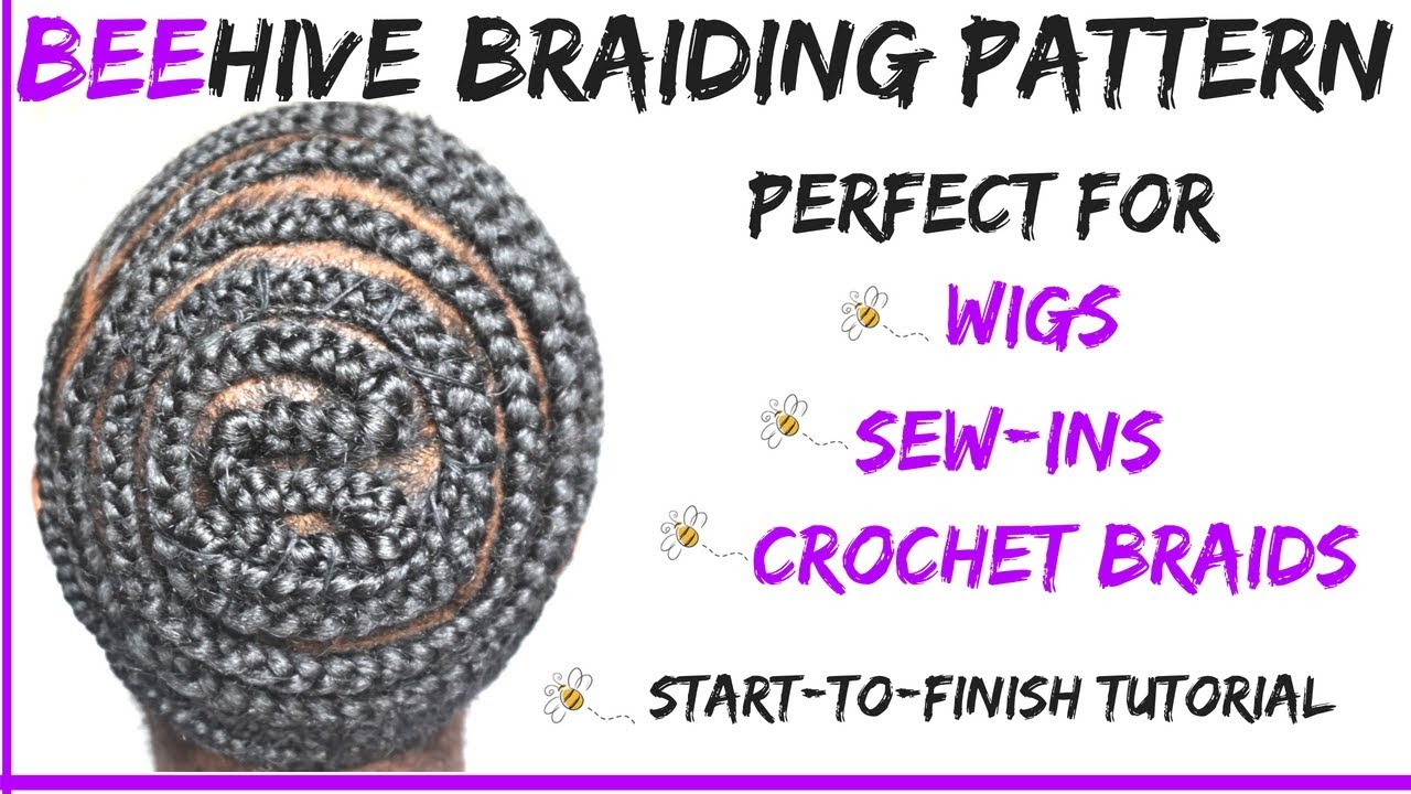 Stream how to beehive braid pattern with side part no leave out how to beehive braid pattern with side part no leave out crochet jeuxipadfo Images