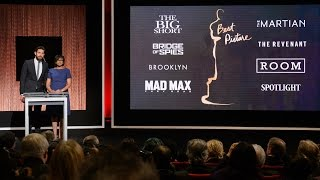 Download Oscar Nominations 2016: Full Show On Demand Video