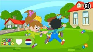 Download We Maken Een Kringetje | Kinderliedjes | TEKENFILM | Liedjes voor peuters en kleuters | Minidisco Video