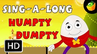Download Karaoke: Humpty Dumpty - Songs With Lyrics - Cartoon/Animated Rhymes For Kids Video