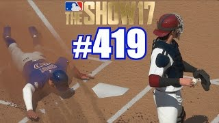 Download THE CATCHER IS PARALYZED! | MLB The Show 17 | Road to the Show #419 Video