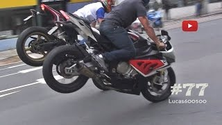 Download Motos esportivas acelerando em Curitiba #77 Video