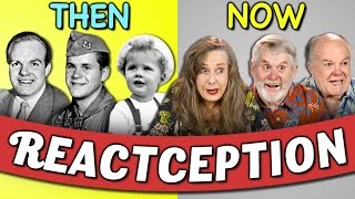 Download ELDERS REACT TO OLD PICTURES OF THEMSELVES! Video
