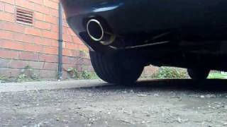 Download crazy alfa 156 2.4 JTD. New custom stainless exhaust Video