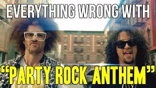 Download Everything Wrong With LMFAO - ″Party Rock Anthem ft. Lauren Bennett, GoonRock″ Video