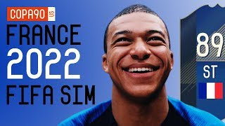 Download How Good Mbappé & France Will Be at 2022 World Cup - FIFA SIM   Ep. 1 Video