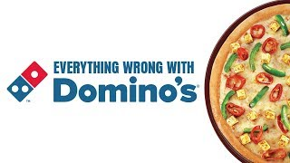 Download Everything Wrong With Dominos Video