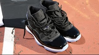 Download EARLY LOOK: AIR JORDAN 11 SPACE JAM! Video