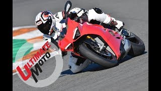 Download 2018 Ducati Panigale V4 S First Ride Review   Ultimate Motorcycling Video