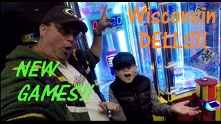 Download #25 Landon playing at the Arcade! WISCONSIN DELLS!! Video