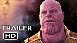 Download Avengers: Infinity War Official Trailer #1 (2018) Marvel Superhero Movie HD Video