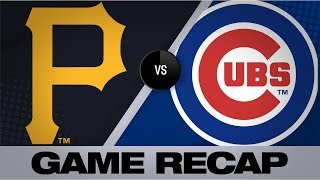 Download Lester does it all in Cubs' 10-4 victory   Pirates-Cubs Game Highlights 7/13/19 Video