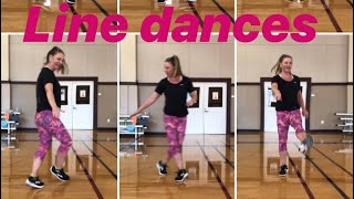 Download Line dances for Seniors and Beginners - Electric Slide, Cupid Shuffle, and more! Video