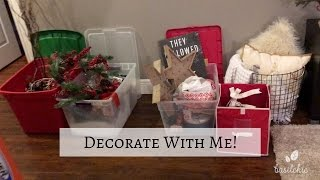 Download DECORATE WITH ME: CHRISTMAS 2016 Video