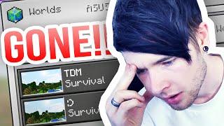 Download Minecraft Pocket Edition | I LOST MY WORLD... Video