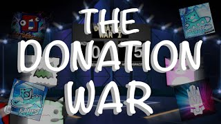 Download THE DONATION WAR | Feat. Flub, Sea1997, and Wizardly! | Geometry Dash Juniper Video