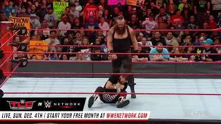 Download R-Truth vs. Braun Strowman: Raw, Nov. 28, 2016 Video