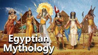 Download Egyptian Mythology: The Essential - Ra, Horus,Osiris, Seth, Anubis, Bastet - See U in History Video