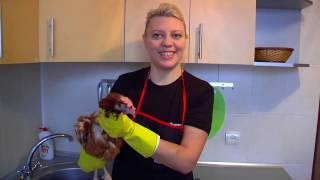 Download Задание жениха Турка для невесты Украинки зарезать 4 курицы !!! Video