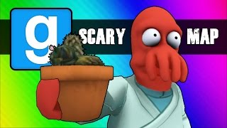 Download Gmod Scary Map (Not Really) Moments - Follow the Cocktus! (Garry's Mod Funny Moments) Video