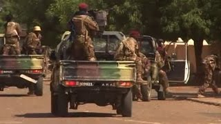 Download Mali: deux morts dans une manifestation violente à Gao Video