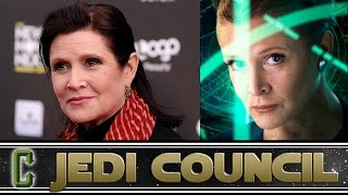 Download Remembering Carrie Fisher - Collider Jedi Council Video