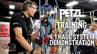 Download Petzl Training - 4:1 Haul System - GME Supply Video