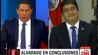 Download Entrevista Carlos Alvarado en CNN Parte 1 Video