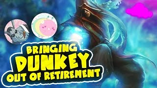 Download bringing dunkey out of retirement Video
