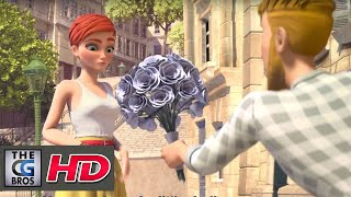 Download CGI 3D Animated Short HD: ″Hé Mademoiselle″ - by ESMA Video