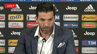 Download Gigi Buffon dice addio alla Juventus Video