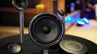 Download JL Audio C7 audiophile car speakers   CES 2017   Crutchfield video Video