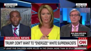 Download CNN host Brooke Baldwin loses it when Trump-bashing guest uses N-word on the show Video