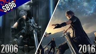 Download Final Fantasy XV - 2006 VS 2016 Video