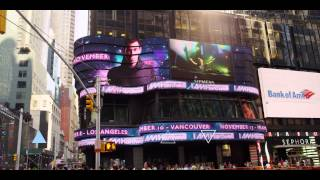 Download I AM Hardwell Times Square takeover Video