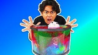 Download I Put All My Slime in Aquarium ~ Fish Tank Goo Video