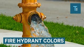 Download The Meaning of Fire Hydrant Colors Video