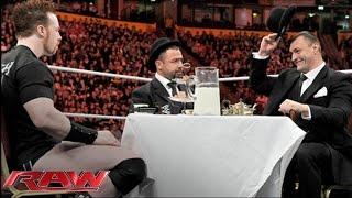 Download Santino Marella & Vladimir Kozlov host a tea party with Sheamus in England: Raw, Nov. 8, 2010 Video