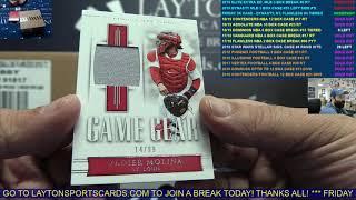 Download Friday MLB Triple Case – 2018 Dynasty, Flawless & National Treasures Baseball #4 Video