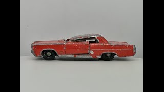 Download Matchbox Series No 22 Pontiac G.P Sports Coupe - Restoration Video Video