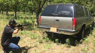 Download AR-15 VS SUV GMC - SHOOTING AR-15 Video