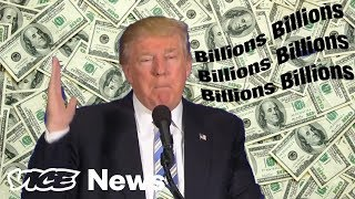Download Donald Trump says billions and billions and billions Video