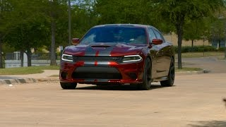 Download 2017 Dodge Charger SRT Hellcat Review Video