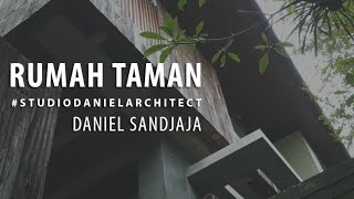 Download Rumah Taman - Daniel Sandjaja Architect Video