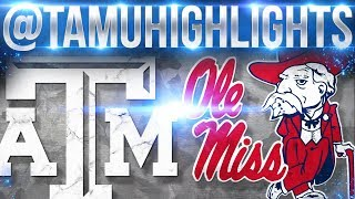 Download Texas A&M Highlights vs Ole Miss 11-18-2017 ᴴᴰ Video