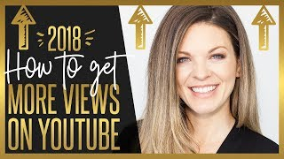 Download HOW TO GET MORE VIEWS ON YOUTUBE IN 2018 - 7 YOUTUBE HACKS THAT WORK! Video