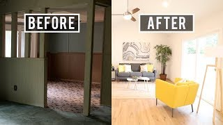 Download Complete House Flip Before and After - $40,000 Profit Video